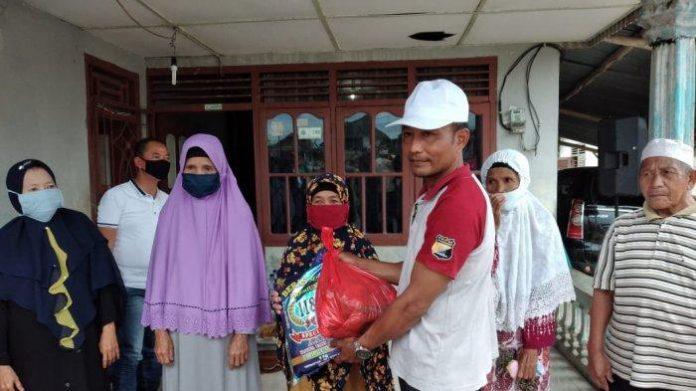 Masyarakat Desa Kimak Sedekah Rp 25 per Kg Hasil Panen Kelapa Sawit untuk Pembangunan Masjid